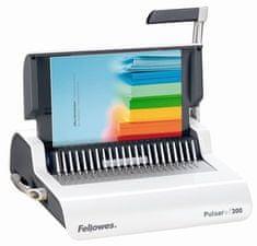 """Fellowes Viazač """"Pulsar +"""", väzba plastovým hřbetem, manuálna, 300 listov"""