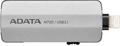 Adata i-Memory AI720 64GB, šedá (AAI720-64G-CGY)