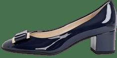 Högl ženski čevlji s peto Finesse, 39, temno modra - Odprta embalaža