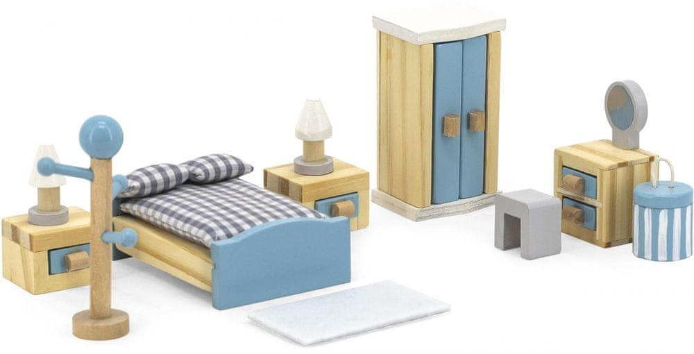 Viga Dřevěný nábytek - ložnice