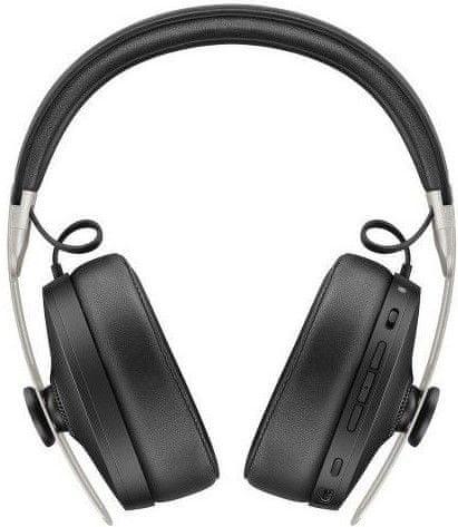 Sennheiser MOMENTUM 3 Wireless, černá - zánovní