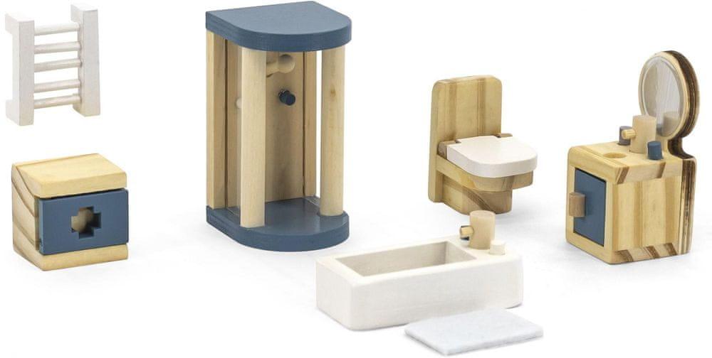 Viga Dřevěný nábytek - koupelna