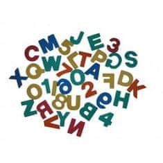 DENA Denalepky - zestaw dziecięcy, alfabet