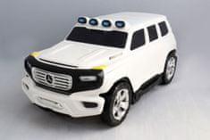 Beneo Dětské Licencované odrážedlo a kufřík 2v1 Mercedes-Benz Ener-G-Force bílé