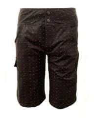 Lasoul Black dámské volné cyklistické kalhoty, S