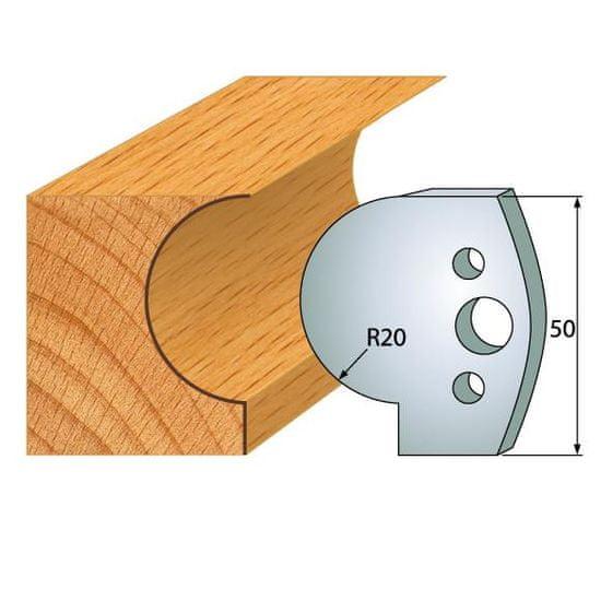Igm Professional Profilový nôž 50x4mm profil 562 (F026-562)