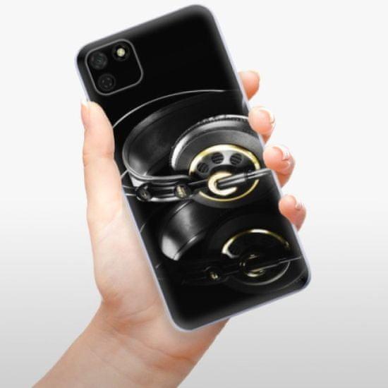 iSaprio Silikonowe etui - Headphones 02 na Huawei Y5p