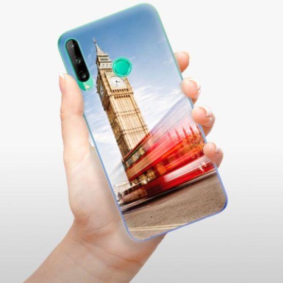 iSaprio London 01 szilikon tok Huawei P40 Lite E