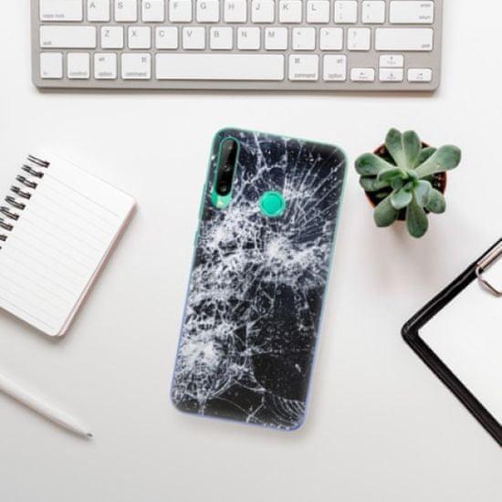 iSaprio Cracked szilikon tok Huawei P40 Lite E