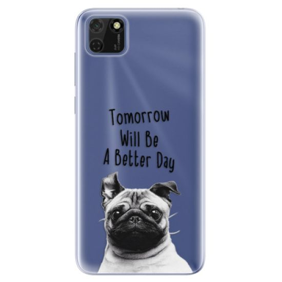 iSaprio Silikonowe etui - Better Day 01 na Huawei Y5p