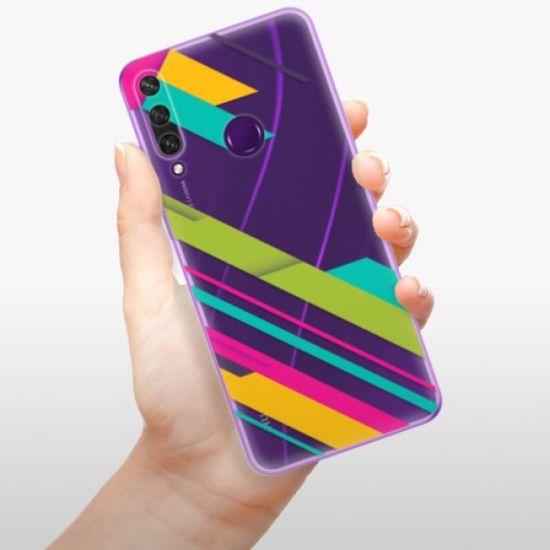 iSaprio Color Stripes 03 szilikon tok Huawei Y6p