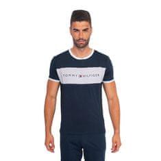 Tommy Hilfiger Pánské tričko tmavě modré (UM0UM01170 416) - velikost M