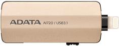 Adata i-Memory AI720 32GB, zlatá (AAI720-32G-CGD)