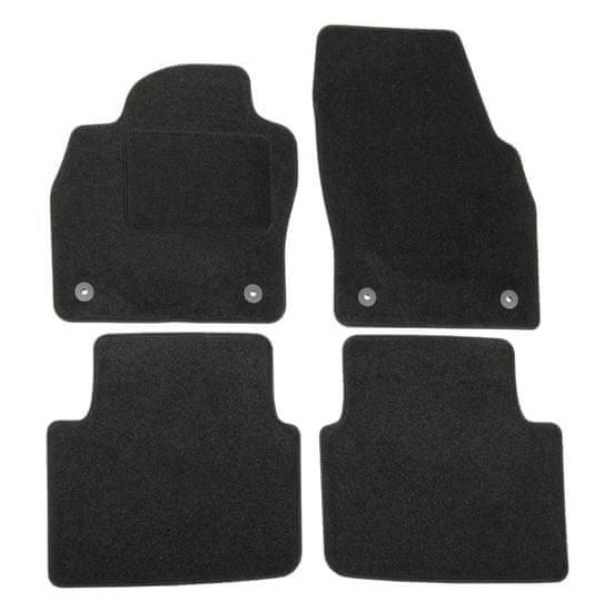 J&J Automotive Textilszőnyegek FIAT Croma 2005-2011 4db