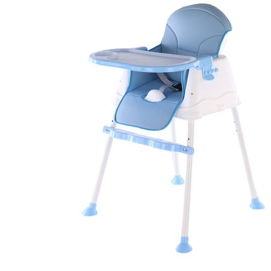 Tavalax Otroški stol za hranjenje, modro