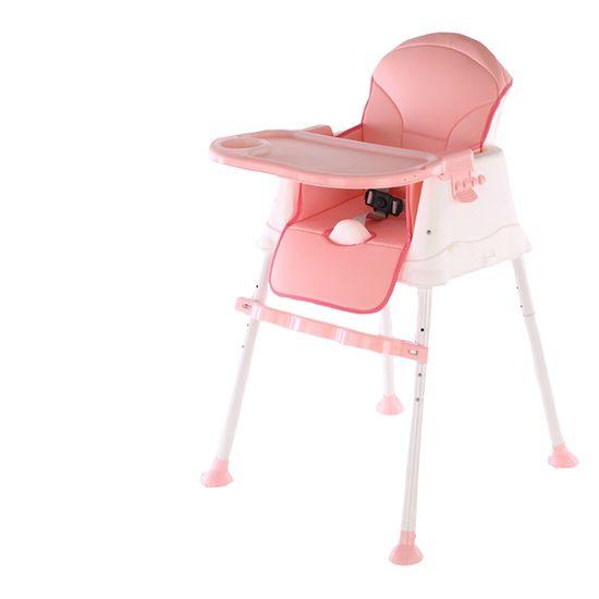 Tavalax Otroški stol za hranjenje, roza
