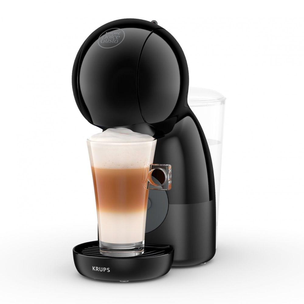 Krups kávovar na kapsle Nescafé Dolce Gusto Piccolo XS KP1A3B31 - rozbaleno