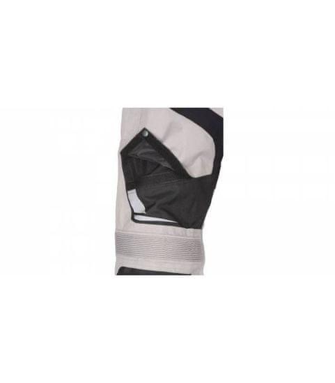 Ayrton Kalhoty Mig, AYRTON (černé/šedé) 4XL