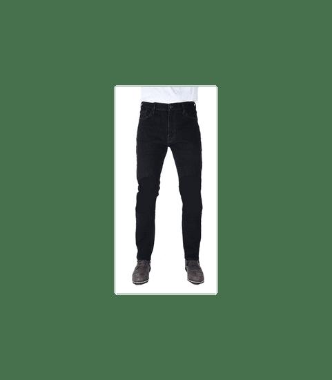 Oxford PRODLOUŽENÉ kalhoty Original Approved Jeans Slim fit, OXFORD, pánské (černá) 38/34