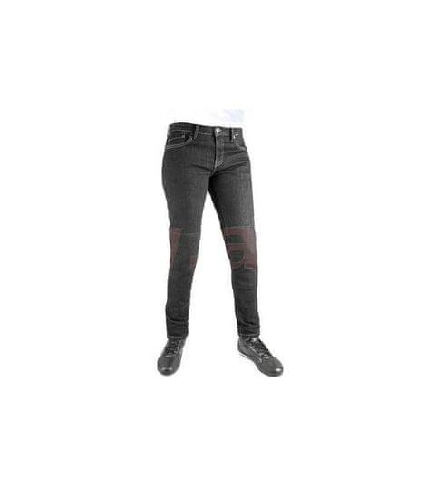 Oxford Kalhoty Original Approved Jeans Slim fit, OXFORD, dámské (černá) 8/28