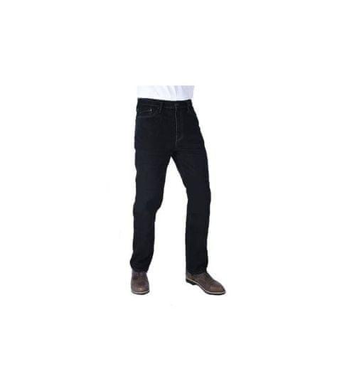 Oxford Kalhoty Original Approved Jeans volný střih, OXFORD, pánské (černá) 30/32