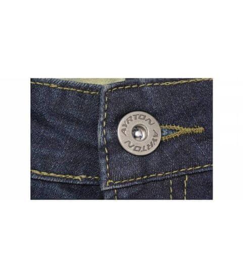 Ayrton Kalhoty, jeansy Brooklyn, AYRTON (modré) 30/32