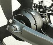 Kolonožka Elektromos roller Eljet EVO20