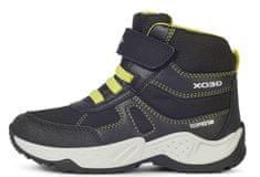 Geox botki chłopięce Sentiero J04CEA 0FEFU C0802 32 czarne