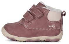 Geox botki dziewczęce New Balu B940QA 032BC C8006 19 różowe