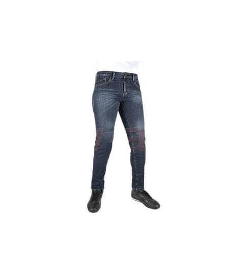 Oxford Kalhoty Original Approved Jeans Slim fit, OXFORD dámské (sepraná modrá) 8