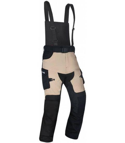 Oxford Kalhoty MONTREAL 3.0, OXFORD (světle pískové/černé) M