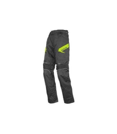 Ayrton ZKRÁCENÉ kalhoty Brock, AYRTON (černé/fluo) XL