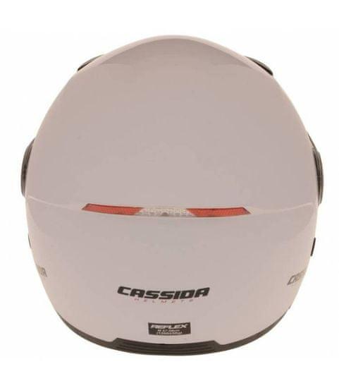 Cassida Přilba Reflex, CASSIDA (bílá) S