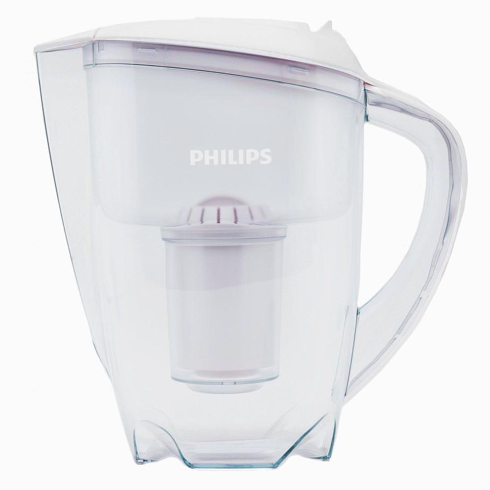 Philips filtrační konvice AWP2900/10, bílá