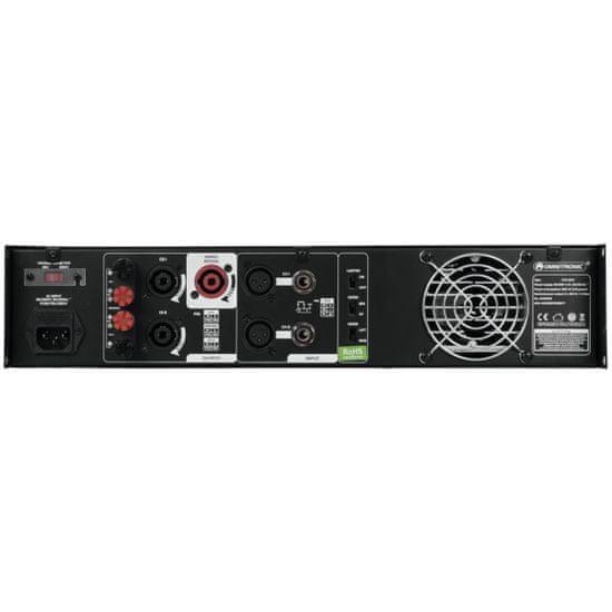 Omnitronic XPA-350, zesilovač 2x 175W