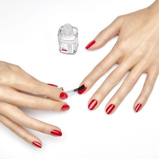 Essie Vrchní lak na nehty s gelovým efektem Gel Setter (Top Coat) 13,5 ml