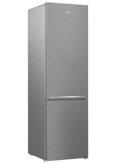 Beko lednice s mrazákem MCNA406E40ZXBN