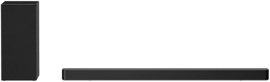 LG soundbar SN6Y