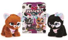 Spin Master Present Pets Interaktivní štěňátka Klasik