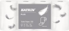 Katrin KATRIN PLUS toaletní papír 3 vrstvy - 8 ks