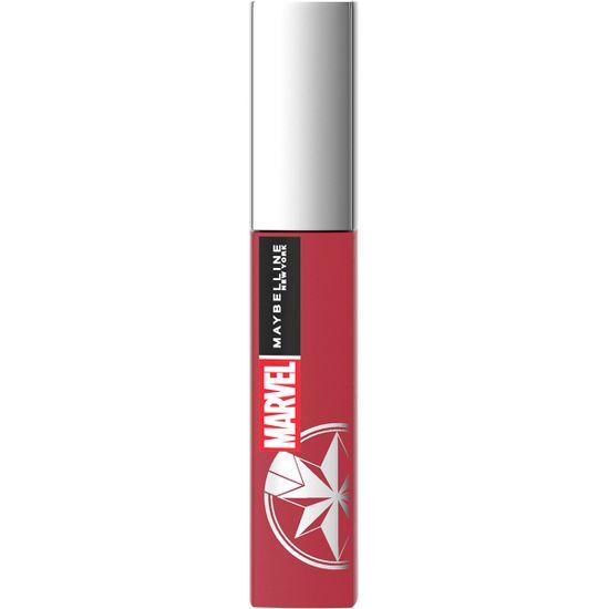 Maybelline Marvel Superstay Matte Ink rdečilo za ustnice, tekoče, 80 Ruler