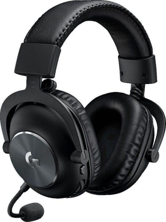 Logitech G Pro X Wireless, černá (981-000907)