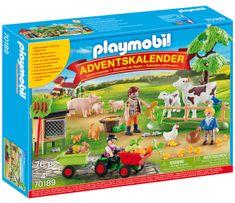 Playmobil PLAYMOBIL® Christmas 70189 Adventný kalendár - Farma
