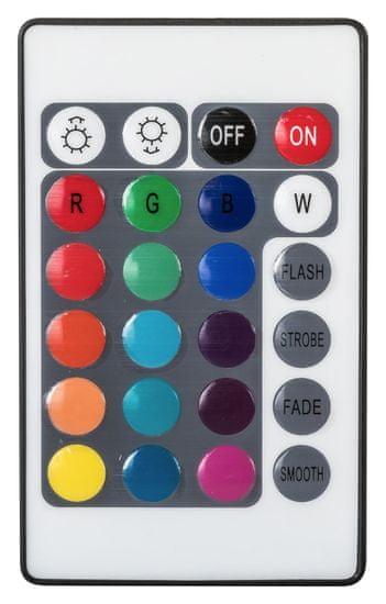 Rabalux Smart & Gadgets žarulja E14/G45, 3 W, s daljinskim upravljanjem