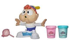 Play-Doh Charlie z zvečilnimi gumiji