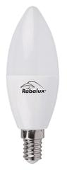 Rabalux Multipack 1610 SMD LED E14 C37 5 W žarnica, 2 kosa