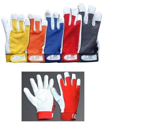 ADV gloves rukavice kombinované DORO vel 9-modré (1001-09-ADV)