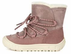 Geox dívčí kotníčková obuv Omar B042GB 07722 C8025 22 růžová