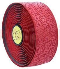 Oxford omotávka řídítek PERFORMANCE vč. špuntů a koncové pásky, OXFORD (červená, délka jedné role 2m, šířka 30 mm, tl. 2 mm) HT626R