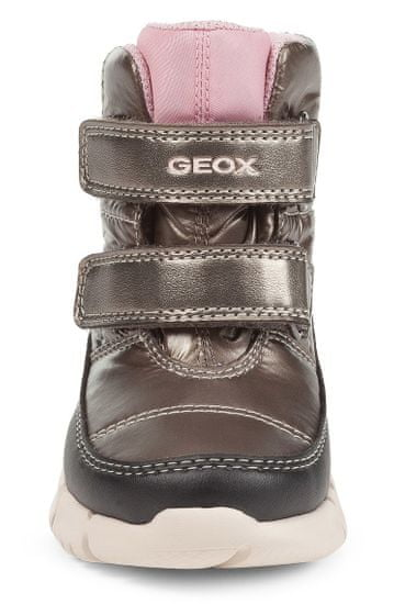 Geox dekliški gležnarji Flexyper B043QB 0LUBC C1X9B